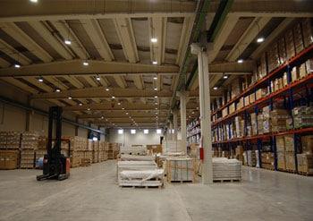 Luminaria Industrial