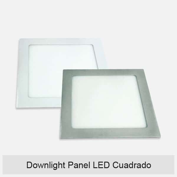 Downlight Panel LED Cuadrado