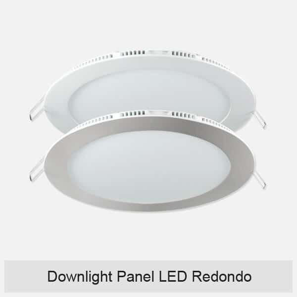 Downlight Panel LED Redondo