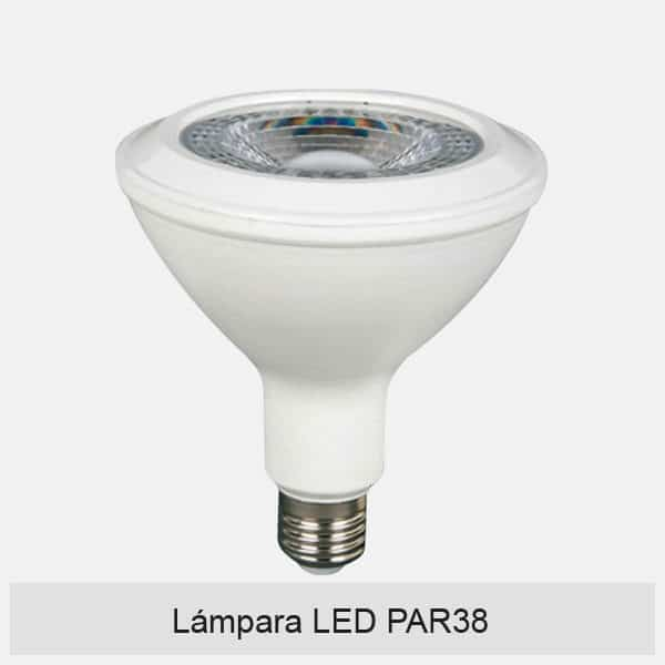 Lámpara LED Par38