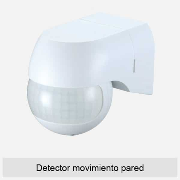 Detector movimiento techo en superficie celer for Detector movimiento exterior