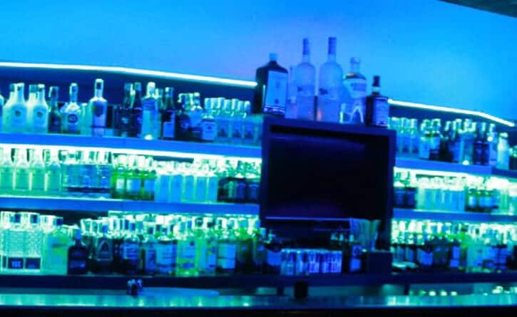 Iluminacion Discoteca FlashBack Salou