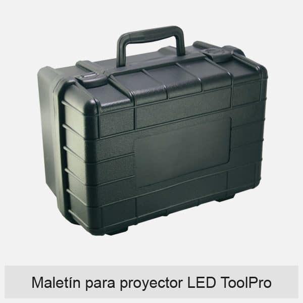 Maletin Proyector LED ToolPro