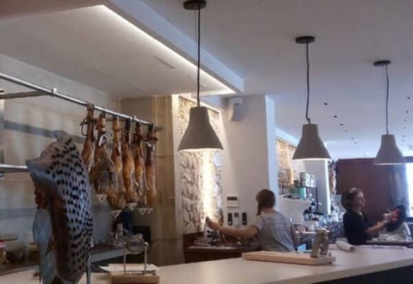 Restaurante en Tossa de Mar