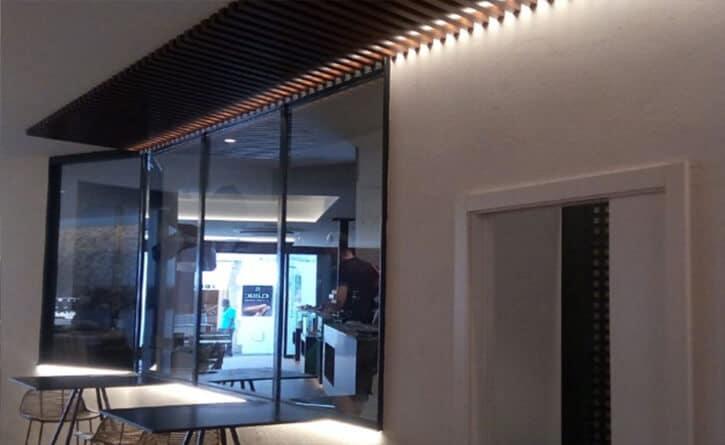 Tiras LED Restaurante en Tossa de Mar