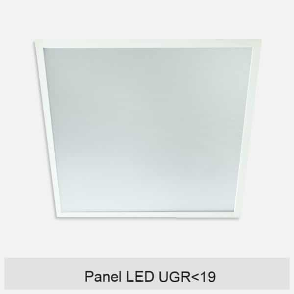 Panel-LED-UGR-19