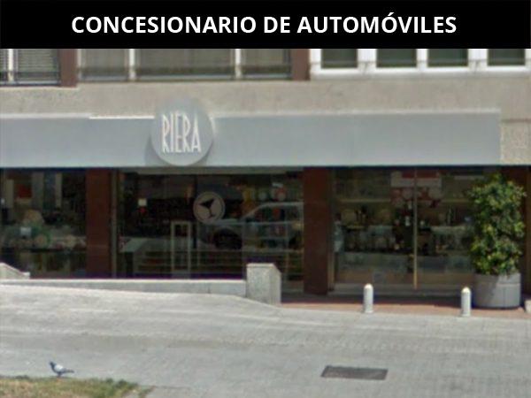 Concesionario de automóviles Barcelona