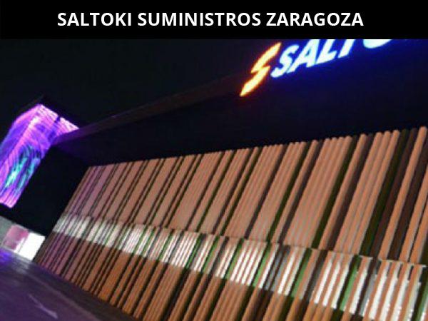 SALTOKI Suministros Zaragoza