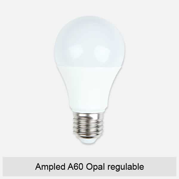 Ampled A60 Opal regulable