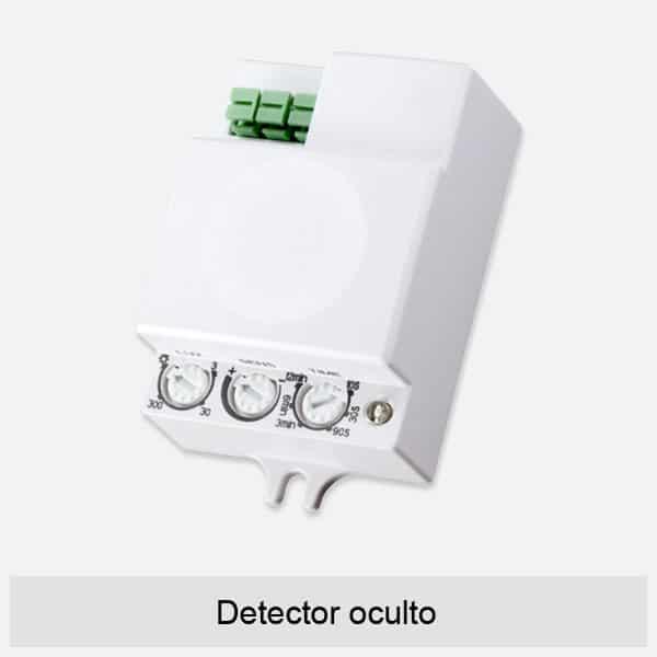 Detector oculto
