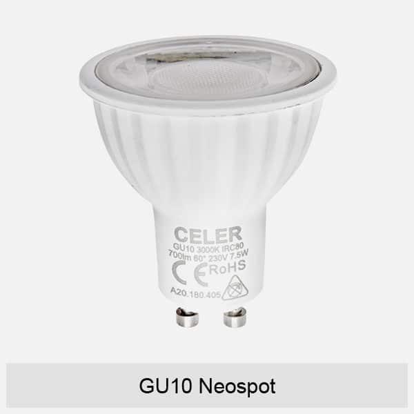 Celer GU10 Neospot