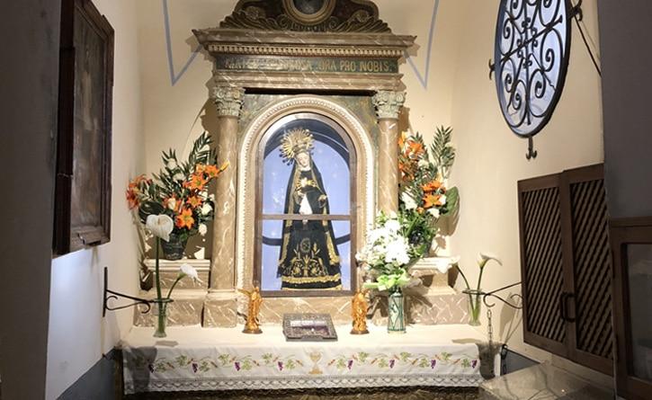 Iglesia de Baguena