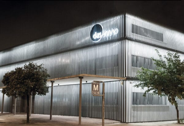 Proyecto Celer DAS-NANO