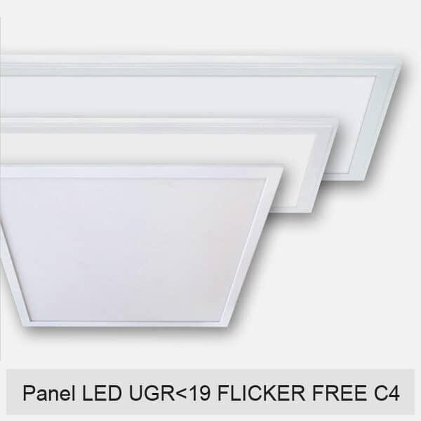 Panel LED C4 UGR