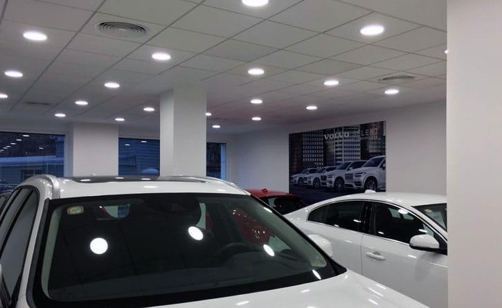 Concesionario Volvo Manresa