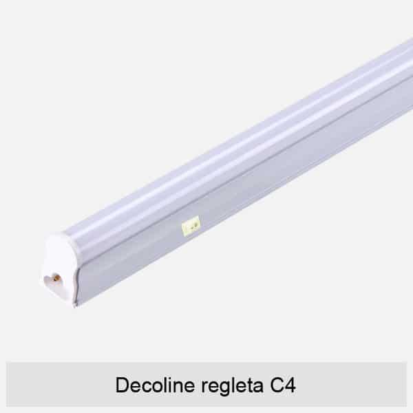 Decoline regleta C4