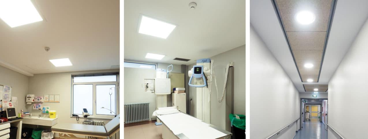 Hospital en Gijón