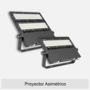 Proyector Asimétrico