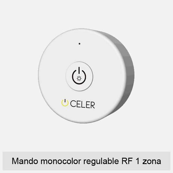 mando monocolor regulable rf
