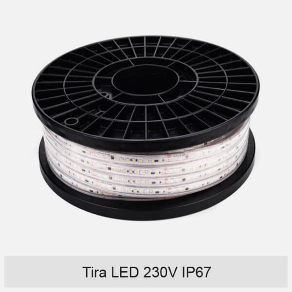 Tira LED 230V IP67