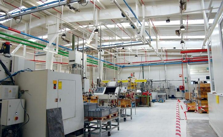SNA Estudio de iluminación para instalaciones