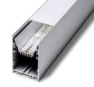 perfil tira led instalar