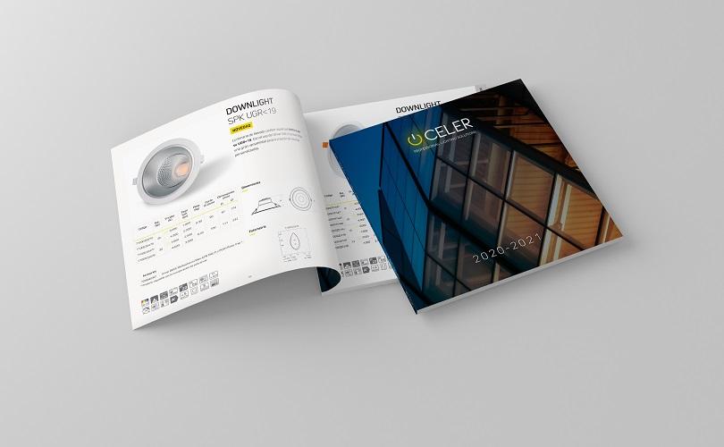 Nuevo catálogo tiras led CELER