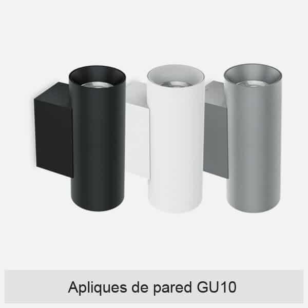 Apliques de pared GU10