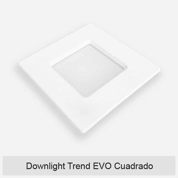 Downlight Trend EVO Cuadrado