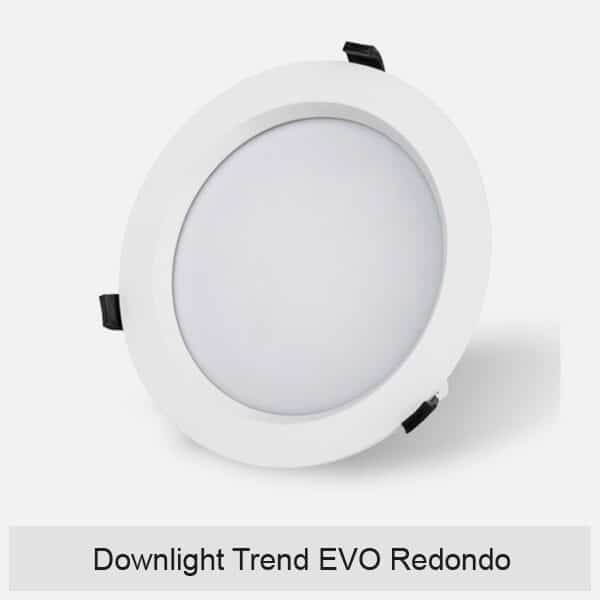 Downlight Trend EVO Redondo