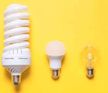 La evolución de la bombilla; de la incandescente a la LED