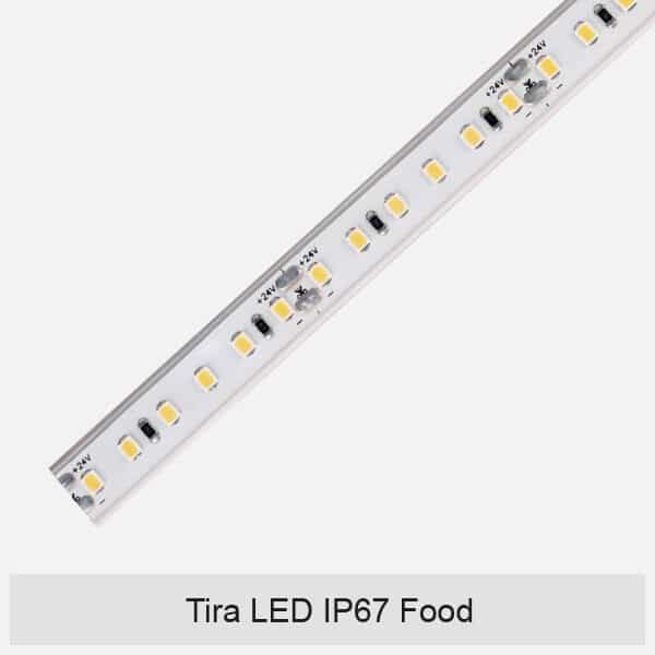 Tira LED IP67 Food