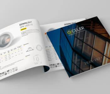 Ya está disponible el nuevo catálogo de CELER 2020-21