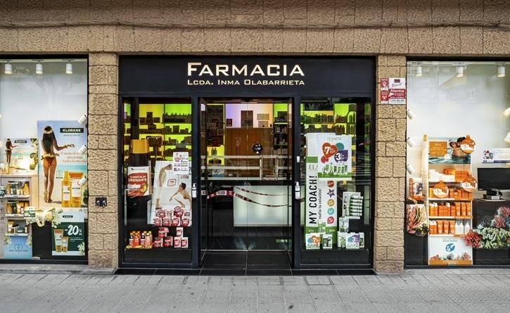 Farmacia en Bilbao