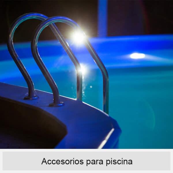 accesorios para piscina