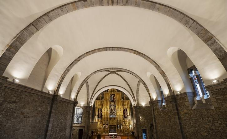 Iglesia de Galdakao