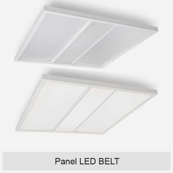 Panel LED BELT