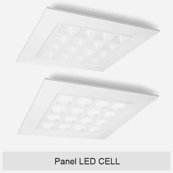 Panel LED CELL