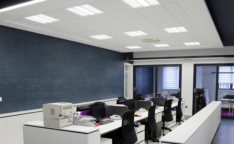 Paneles LED BELT