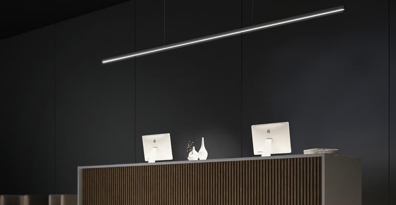 claves técnicas para iluminar una oficina celer