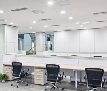 Claves técnicas para iluminar una oficina